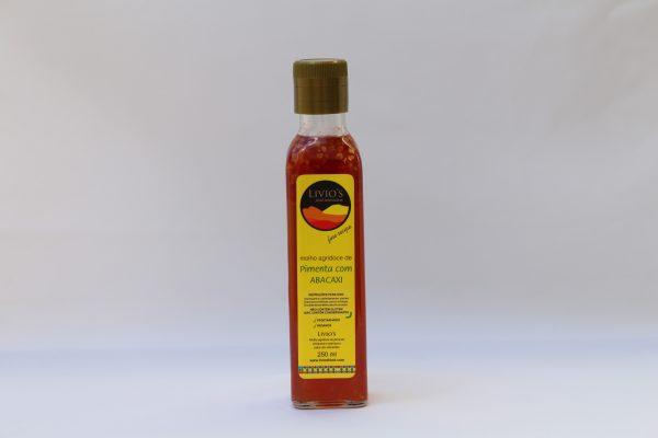 livios pimenta abacaxi 600x400 - Molho Agridoce de Pimenta Abacaxi