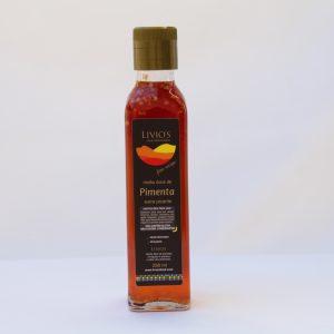 livios pimenta extra picante 300x300 - Molho Agridoce de Pimenta Extra Picante