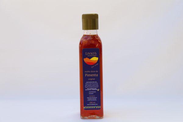 livios pimenta original 600x400 - Molho Agridoce de Pimenta Original