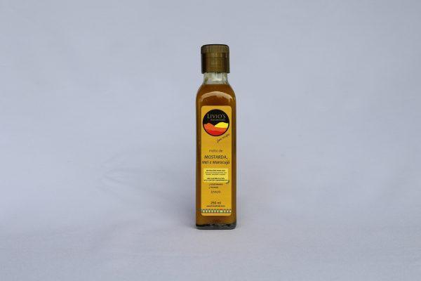 molho agridoce de mostarda mel e maracuja 600x400 - Molho Agridoce de Mostarda, Mel e Maracujá