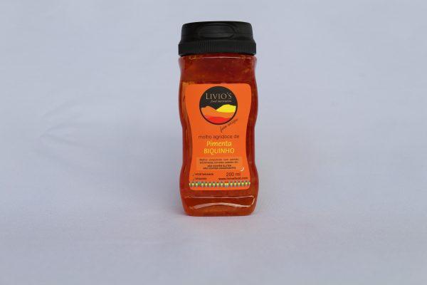 molho agridoce de pimenta biquinho pet 600x400 - Molho Agridoce de Pimenta Biquinho Pet